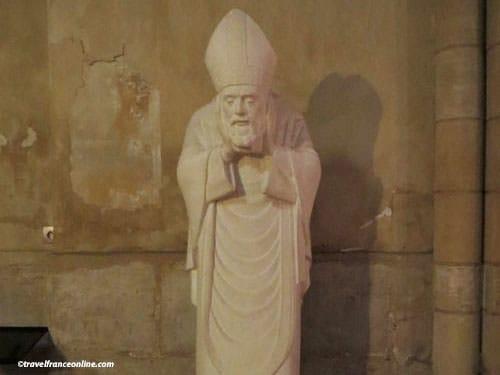Saint-Denis, patron saint of Paris