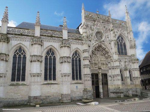 Chapelle du saint-Esprit in Rue