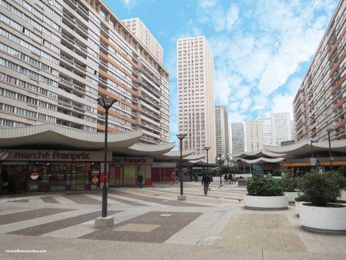 Esplanade des Olympiades