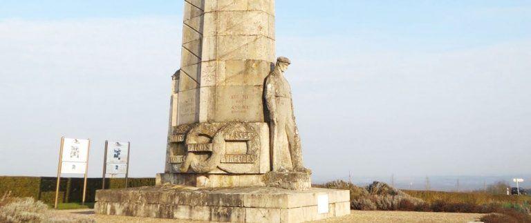 Monument des Basques – Chemin des Dames