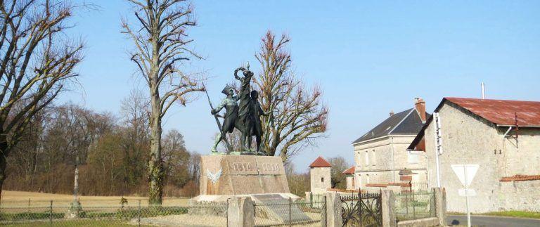 Monument des Marie-Louise – Hurtebise – Chemin des Dames