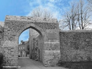 Saint-Valery-sur-Somme - Joan of Arc entered the city via this gate