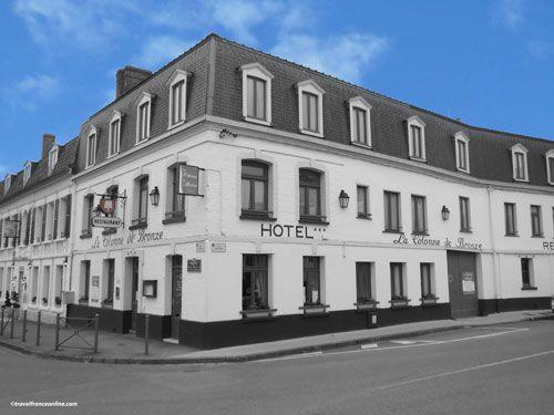Saint-Valery-sur-Somme - La Colonne de Bronze hotel