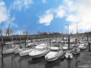 Saint-Valery-sur-Somme - marina