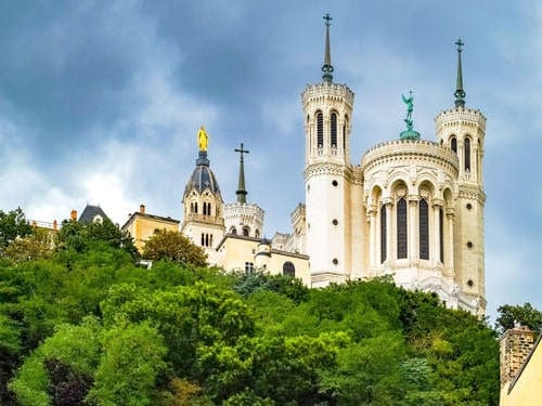 Notre-Dame de Fourvière Basilica