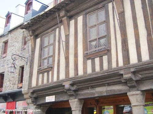 Dol de Bretagne - La Guillotiere