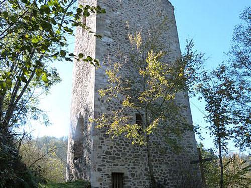 Belfry of Peurusse-le-Roc