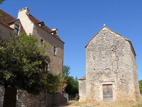 Priory and Eglise Saint-Pierre-et-Saint-Paul de Toulongergues