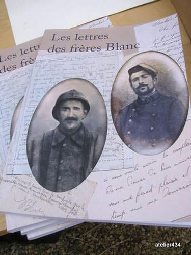 Your Story of the Great War - The Blanc Brothers