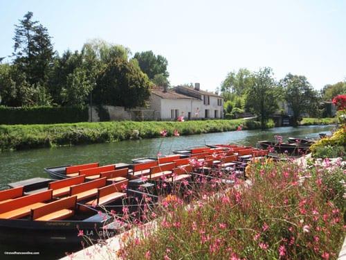 Marais Poitevin in Poitou-Charentes