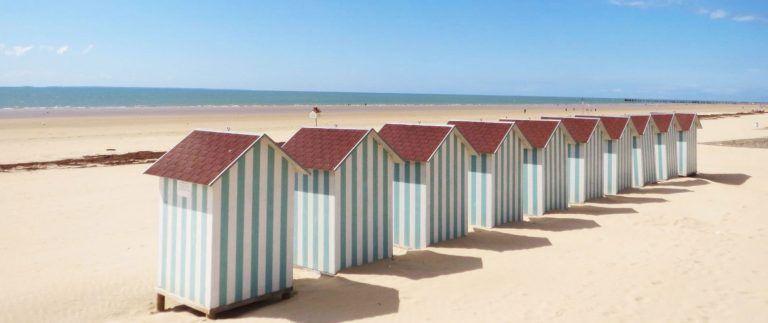 Saint-Jean-de-Monts seaside resort in Vendée