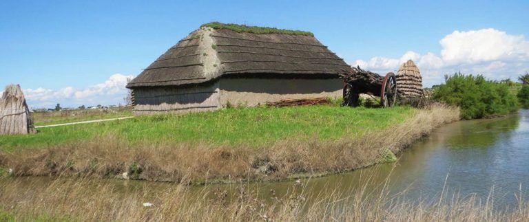 Ecomuseum Marais Vendeen, Le Daviaud – La Barre-de-Monts