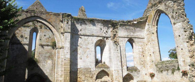 Ile Chauvet Abbey in Bois de Céné – Vendée