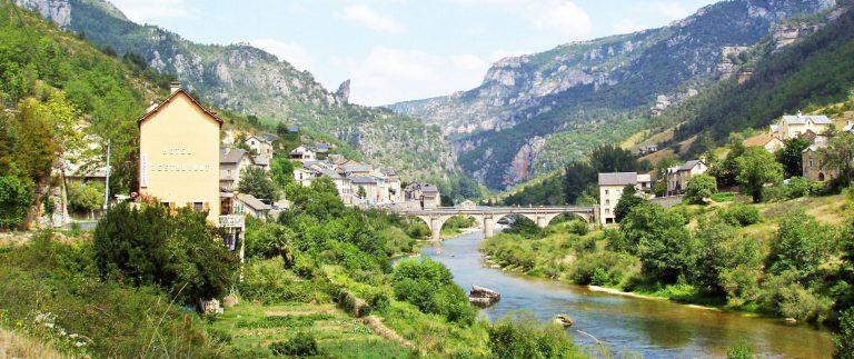 Aveyron department in Occitanie region
