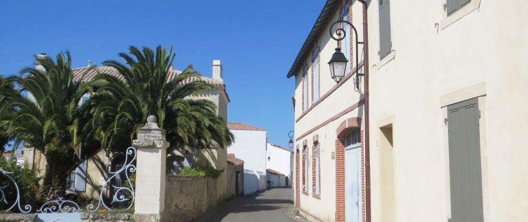 Ile de Noirmoutier – Ile aux Mimosas in the Atlantic Ocean