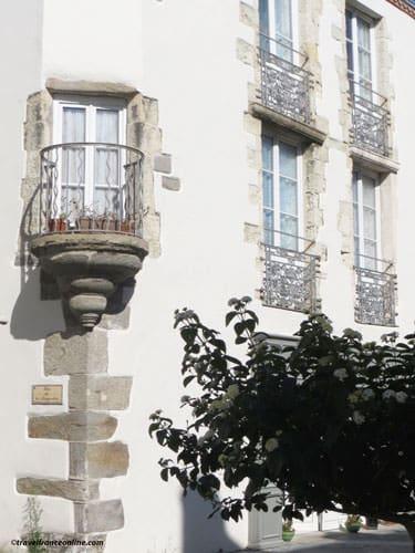 Ile de Noirmoutier - town house