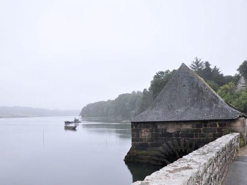 tide mill - Moulin à marée du Hénan