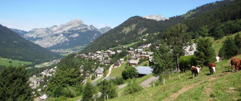 Châtel resort – Portes du Soleil ski area