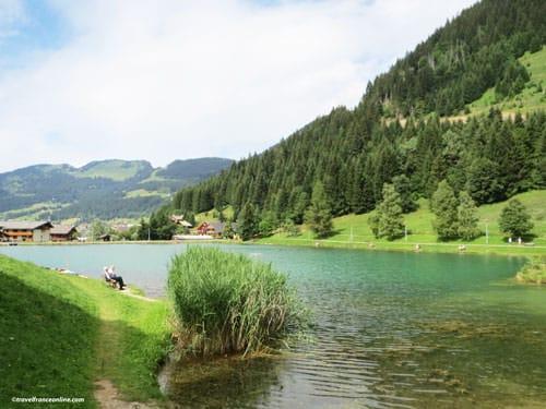 Lake of Chatel