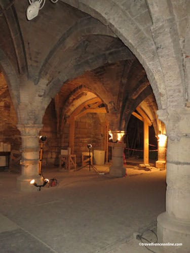 Maison d'Ourcamps - Vaulted cellar