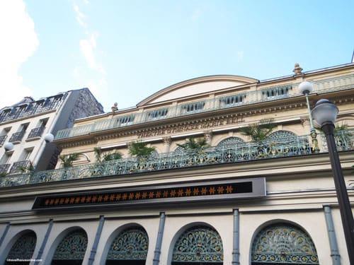 Theatre du Gymnase Marie-Bell in Paris