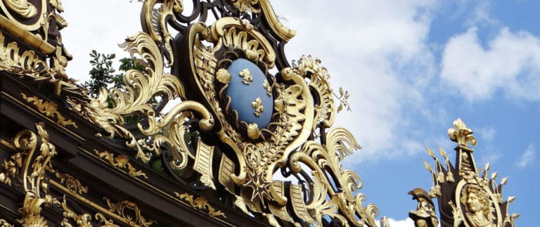 Place Stanislas in Nancy, the Golden Gates City