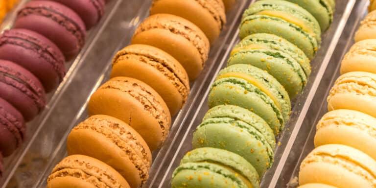 Macarons de Saint-Emilion, an Italian recipe