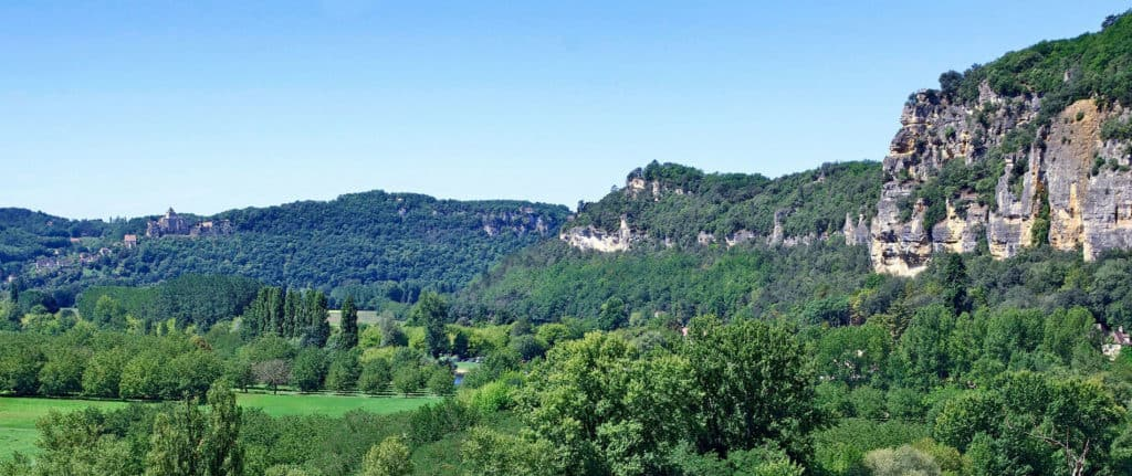 Castel Merle prehistoric site in Dordogne