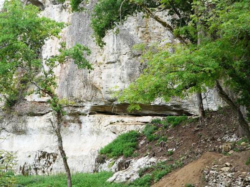 Abri Blanchard - Castel Merle prehistoric site