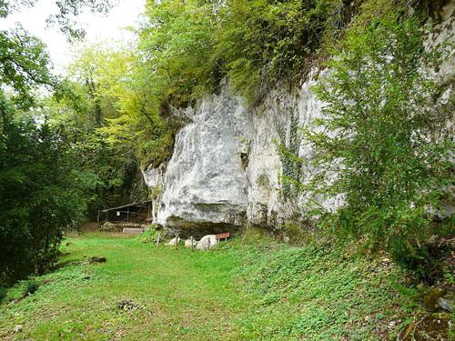 Abri Reverdit - Castel Merle prehistoric site