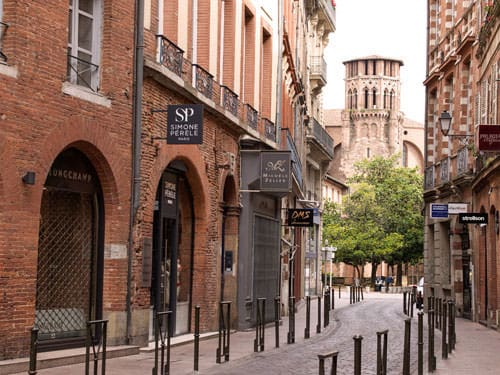 Toulouse the Pink City