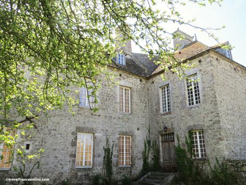 Chateau de Pirou - Nouveau Logis
