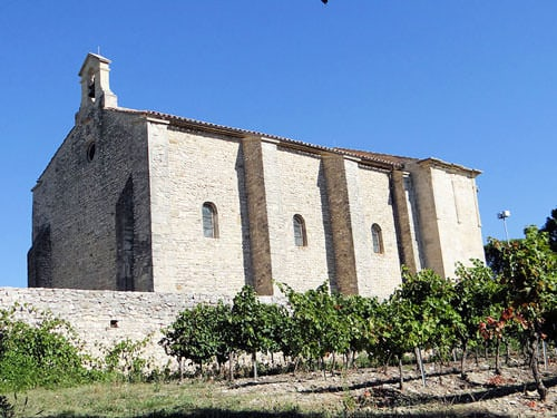 Saint-Quentin Chapel in Vaison-la-Romaine