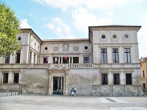 Hôtel-de-Ville de Beaucaire - city hall