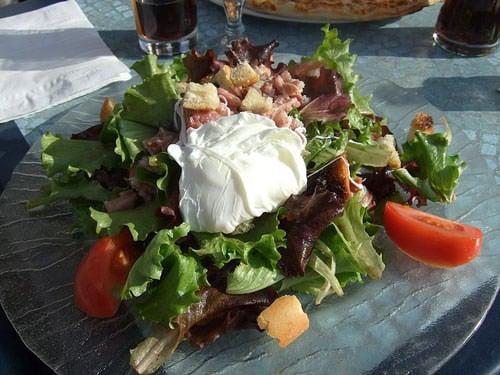 Mères Lyonnaises - Salade Lyonnaise