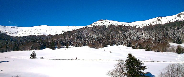 Le Lioran – Family ski resort in the Cantal Mountains
