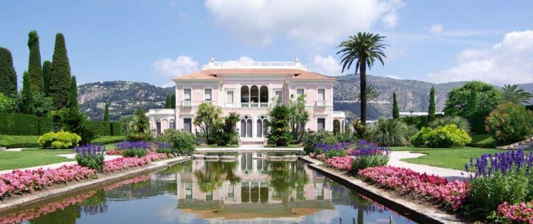 Villa Ephrussi de Rothschild – History