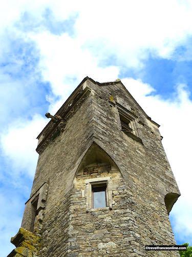 Chateau de Gratot -Tour à la Fée