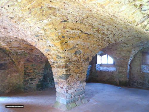Chateau de Gratot - Cellars
