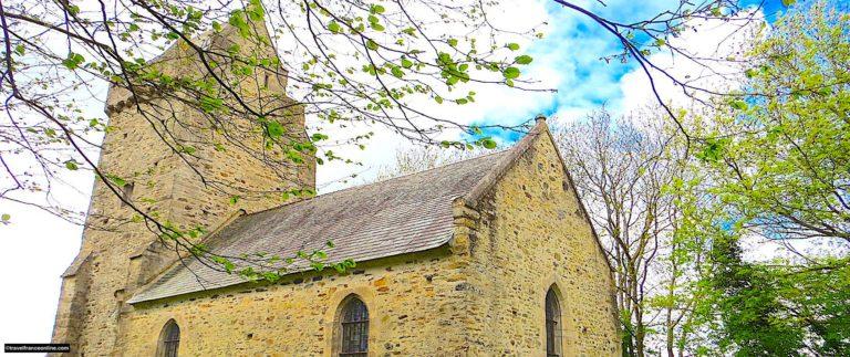 Saint-Gerbold Hermitage in Gratot