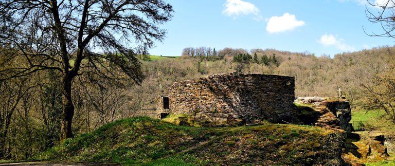 Fort du Lourdou – Roc d'Anglars