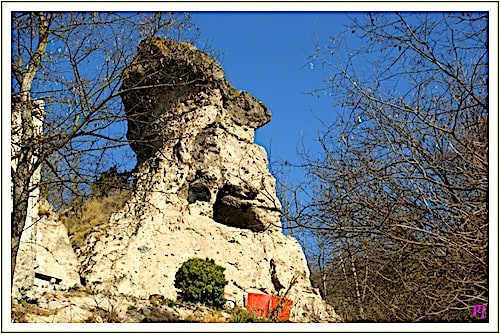 Les Grottes de Perrier - Tour de Maurifet