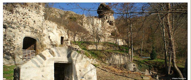 Les Grottes de Perrier – Auvergne's largest troglodyte site