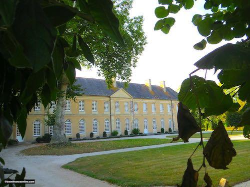 Lessay Abbey - Monastic buildings
