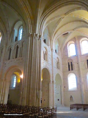 Lessay Abbey south transept