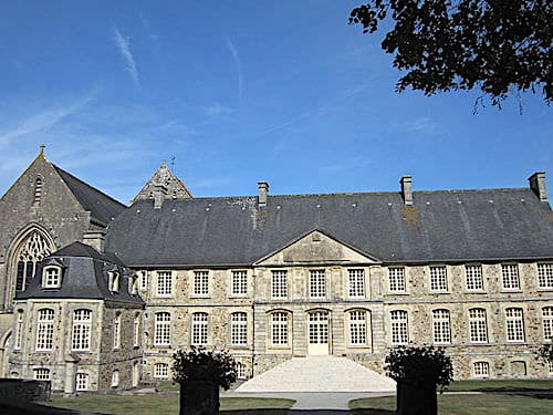 Abbey of Saint-Sauveur-le-Vicomte