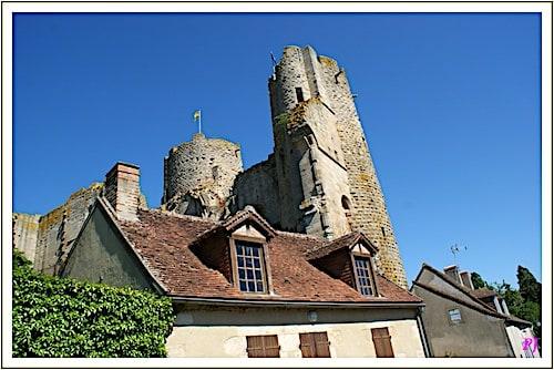 Fortress of Bourbon-l'Archambault