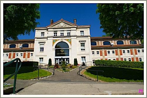 Bourbon-l'Archambault thermal baths