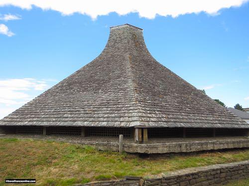 Baptistere de Portbail