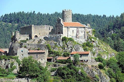Castle of Chalencon